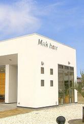 Miik hair